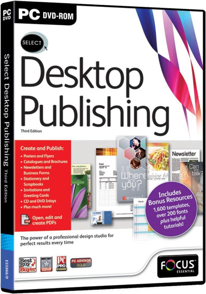 select-desktop-publishing-3rd-edition