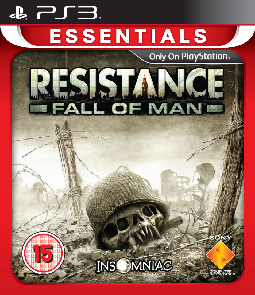 resistance-fall-of-man-essentials