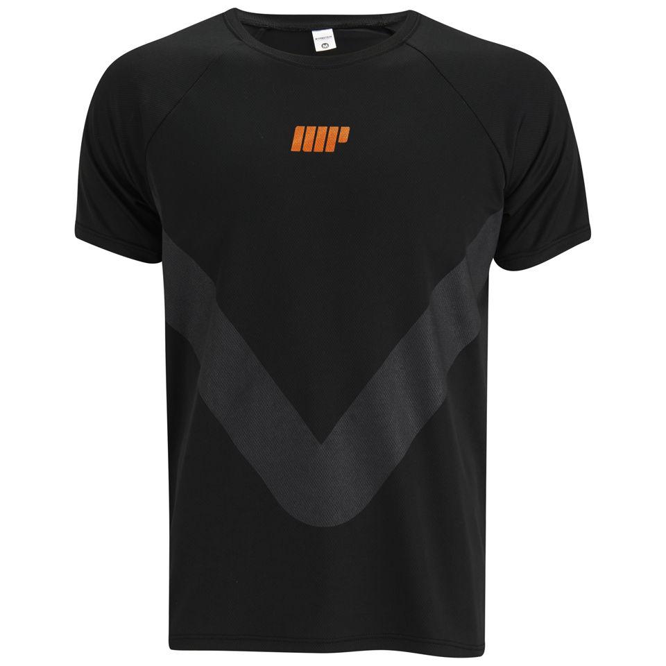 Myprotein Men's Running T-Shirt - Black, S