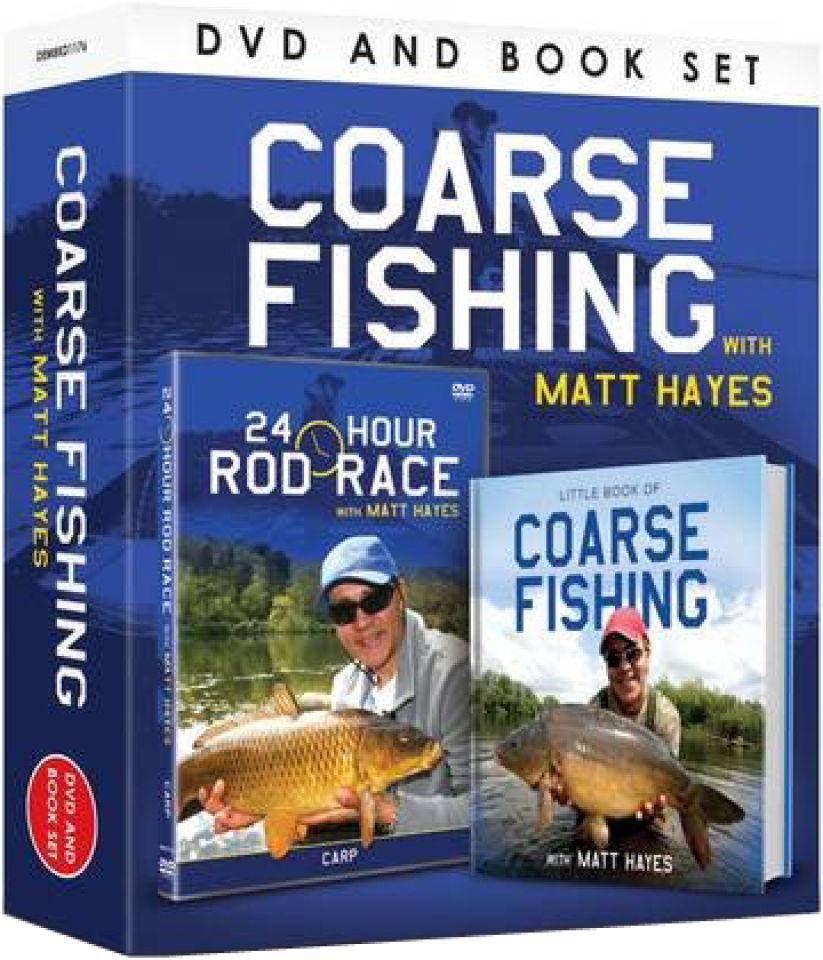 matt-hayes-coarse-fishing-includes-book