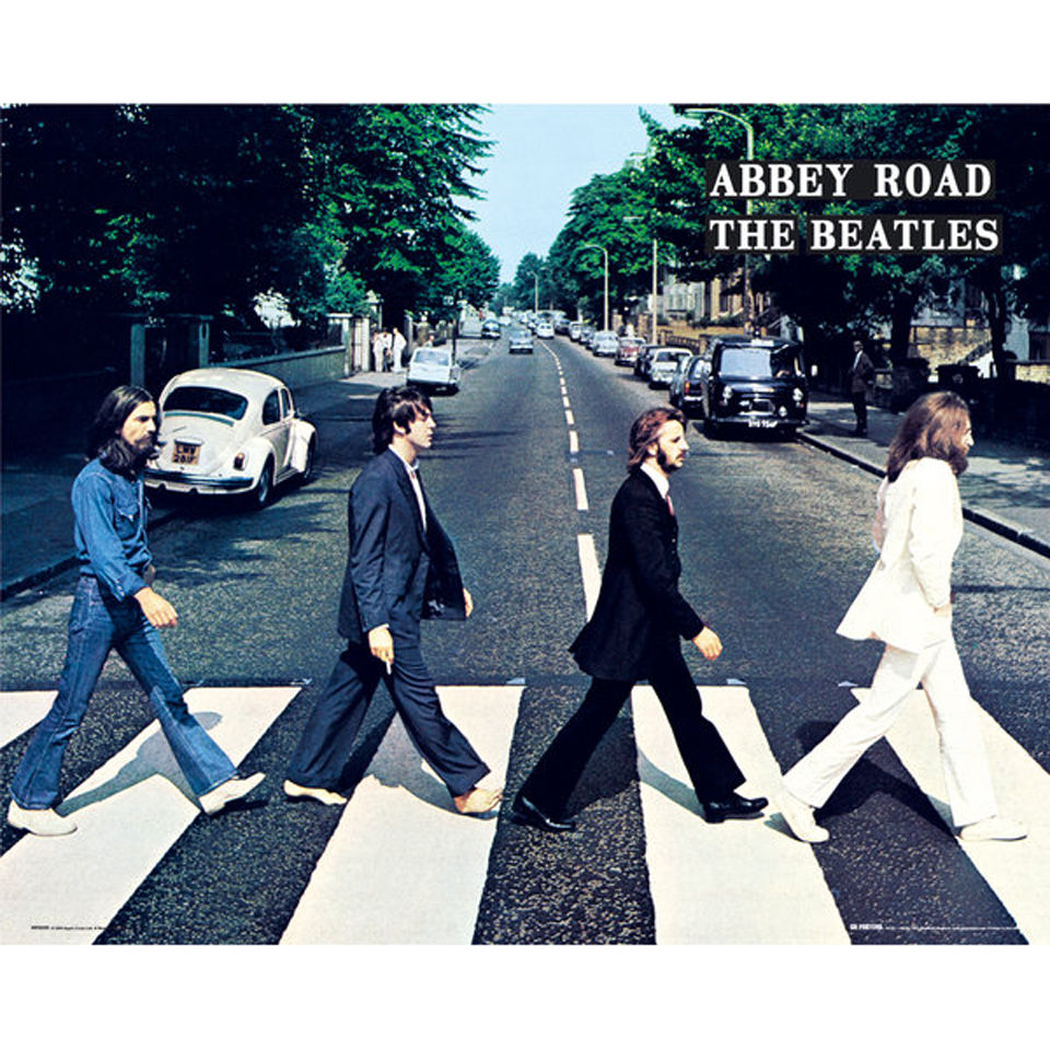 the-beatles-abbey-road-mini-poster-40-x-50cm