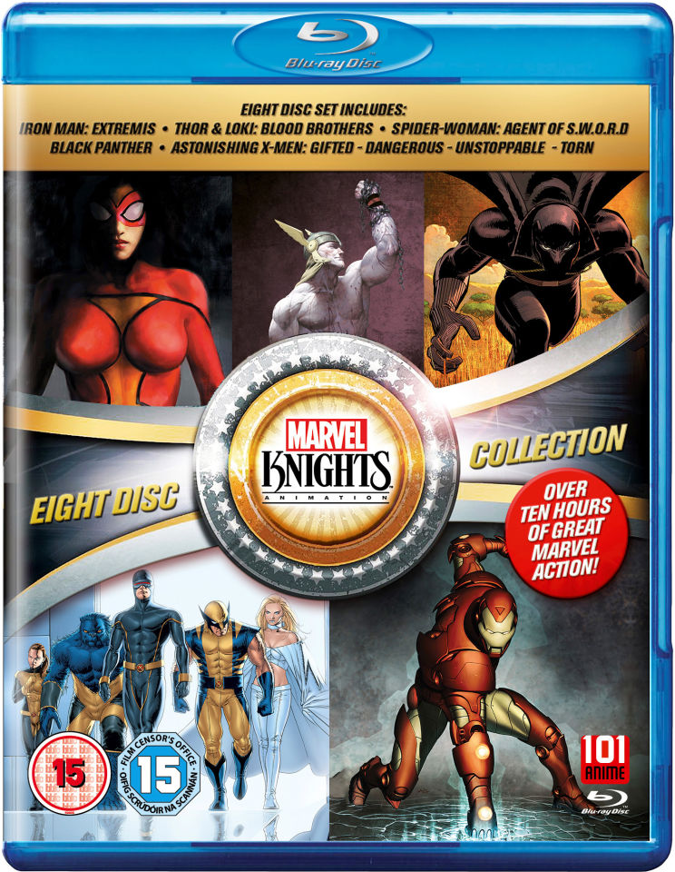 marvel-knights-collection