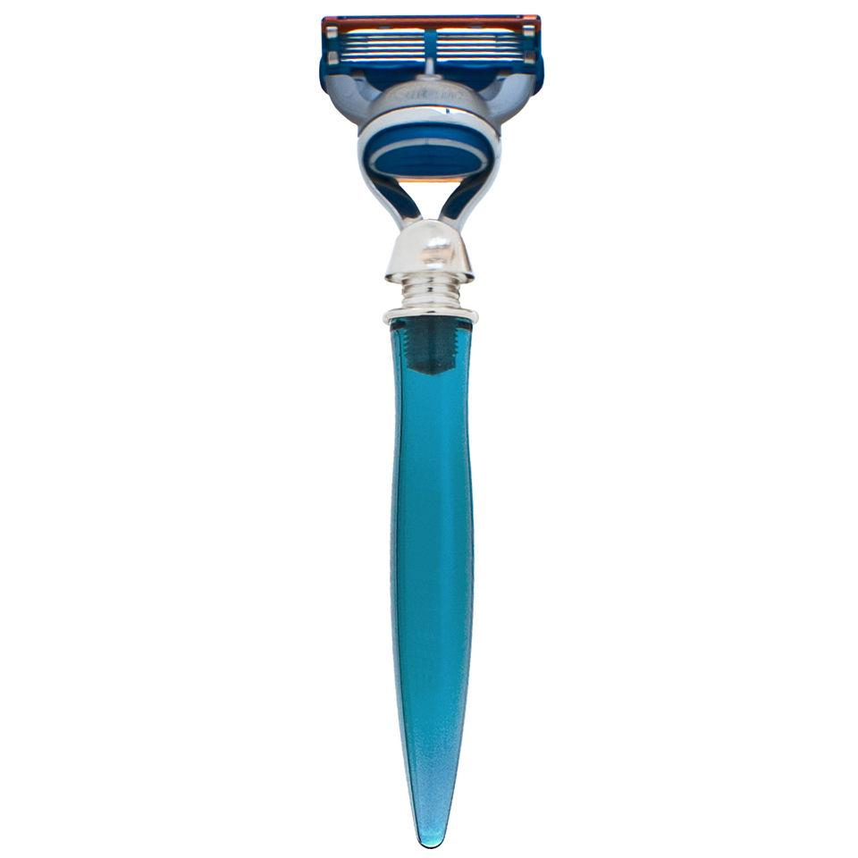 eshave-5-blade-razor-blue