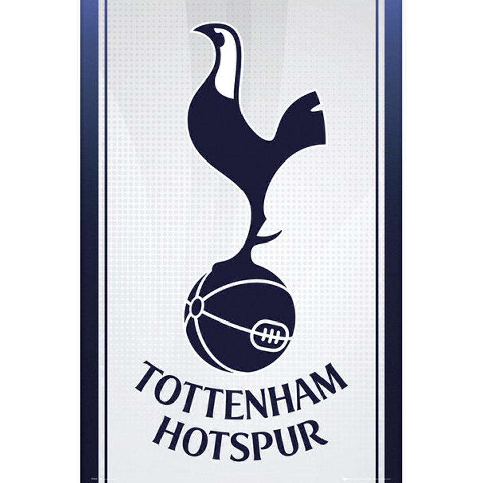 tottenham-hotspur-club-crest-2012-maxi-poster-61-x-915cm