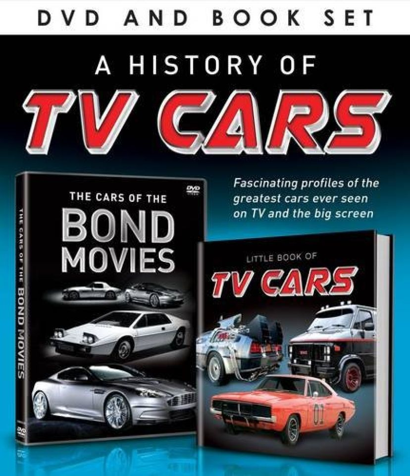 tv-cars-includes-book