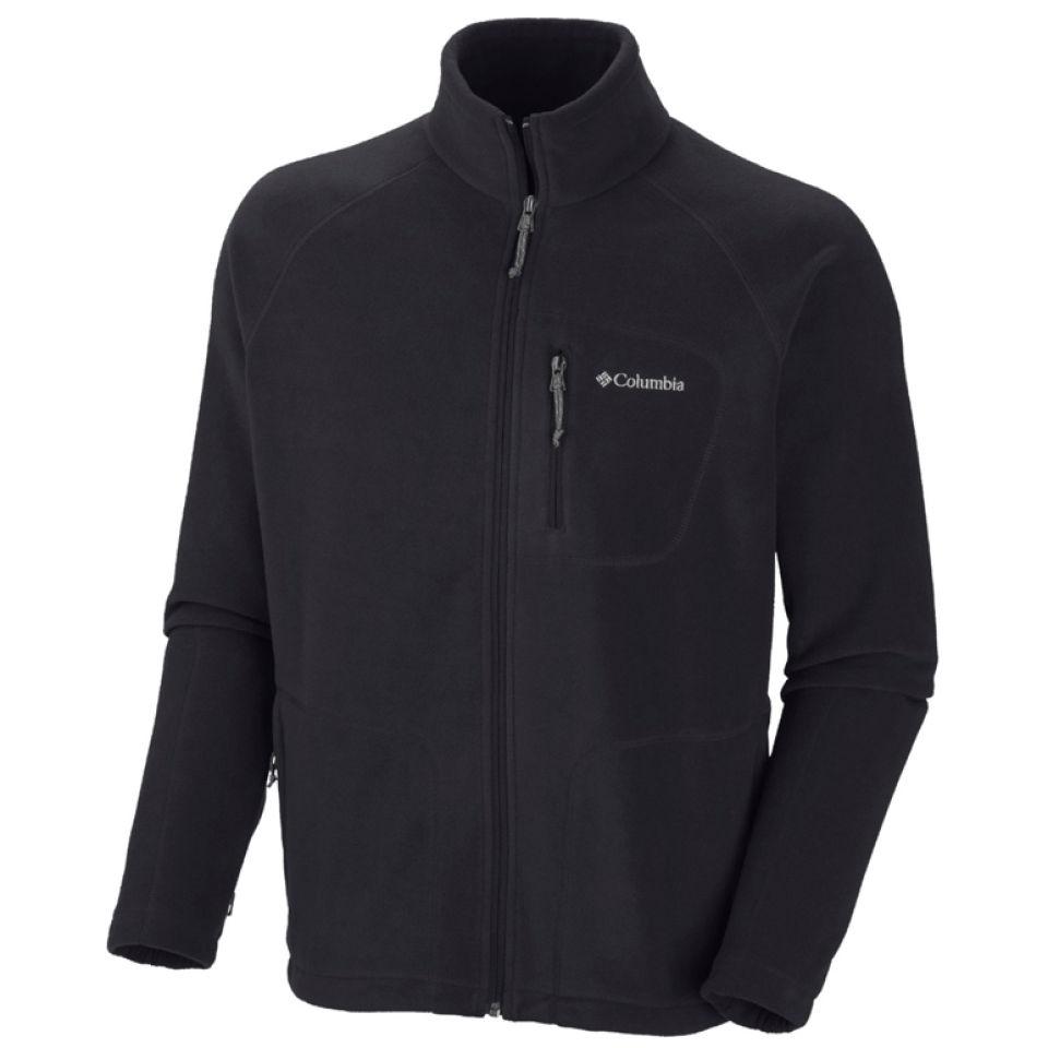 columbia-men-fast-trek-11-zipped-fleece-collegiate-navy-m
