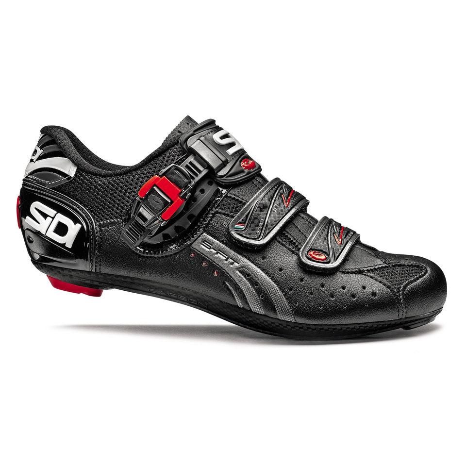sidi-genius-5-fit-mega-carbon-cycling-shoes-blacktitanium-42-7