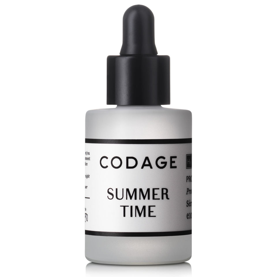 codage-summer-time-protective-activating-serum-10ml