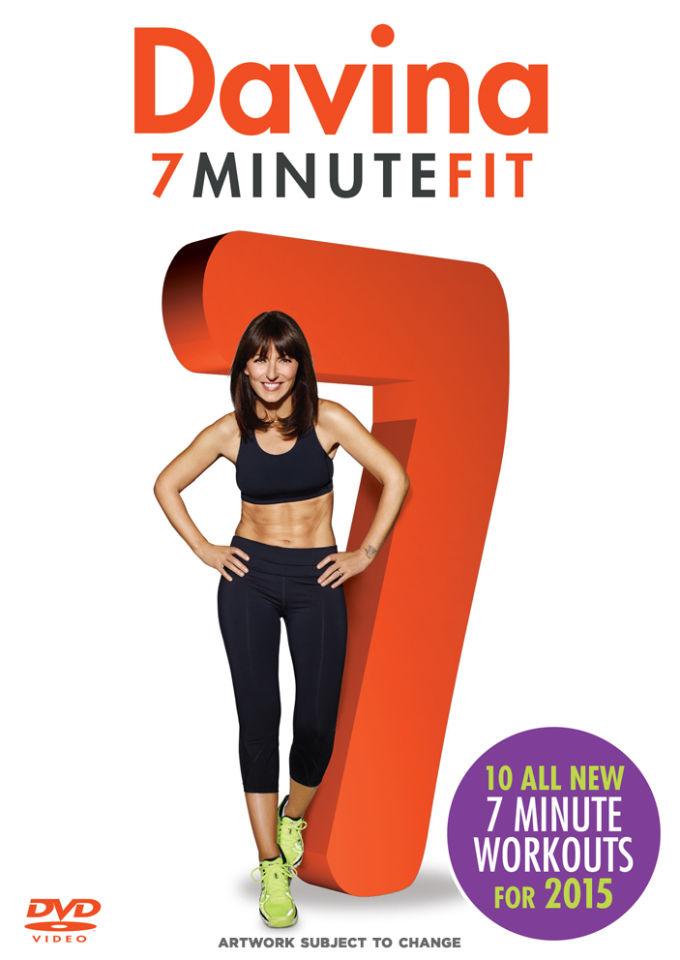 davina-7-minute-fit