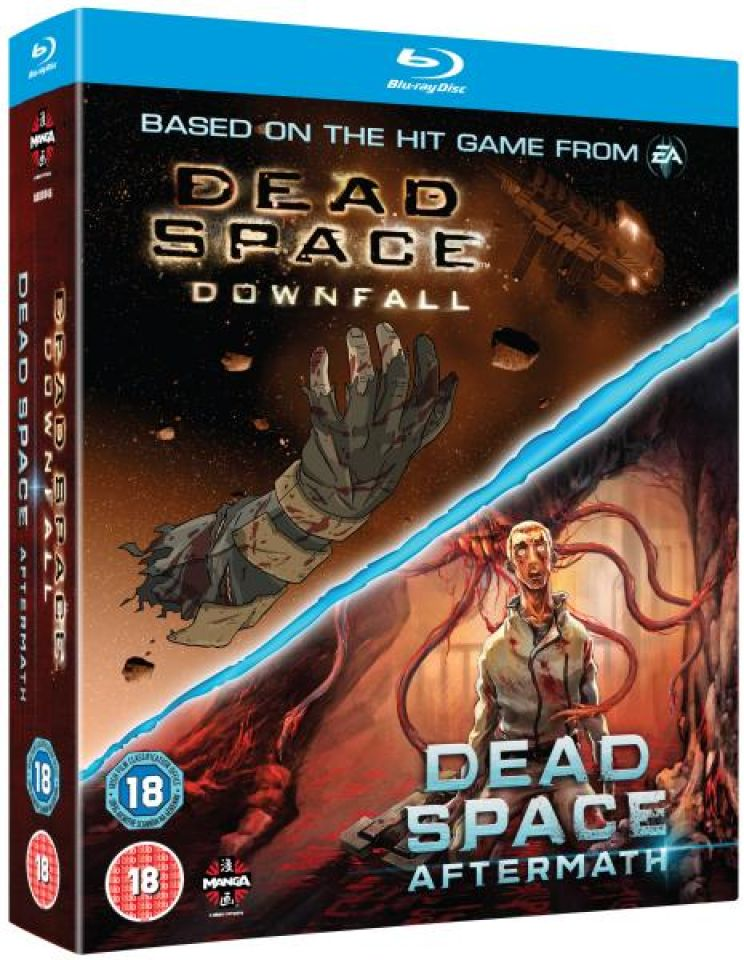 dead-space-movie-double-pack