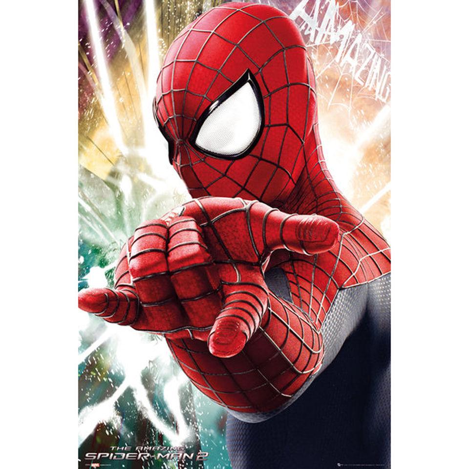 смотреть новый человек-паук 2 в хорошем качестве