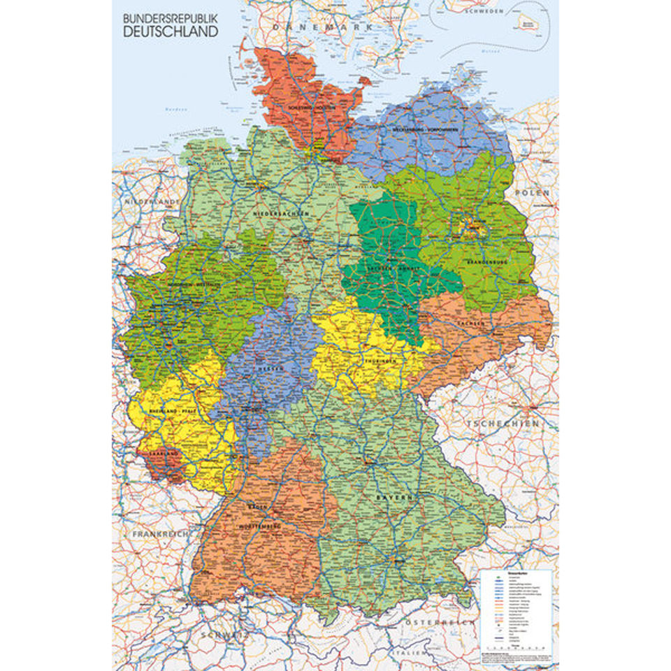 germany-map-maxi-poster-61-x-915cm