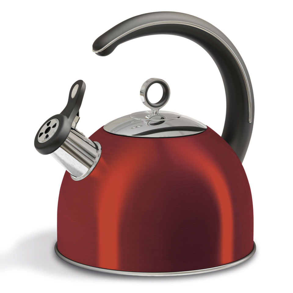 morphy-richards-46501-accents-whistling-kettle-red-25l