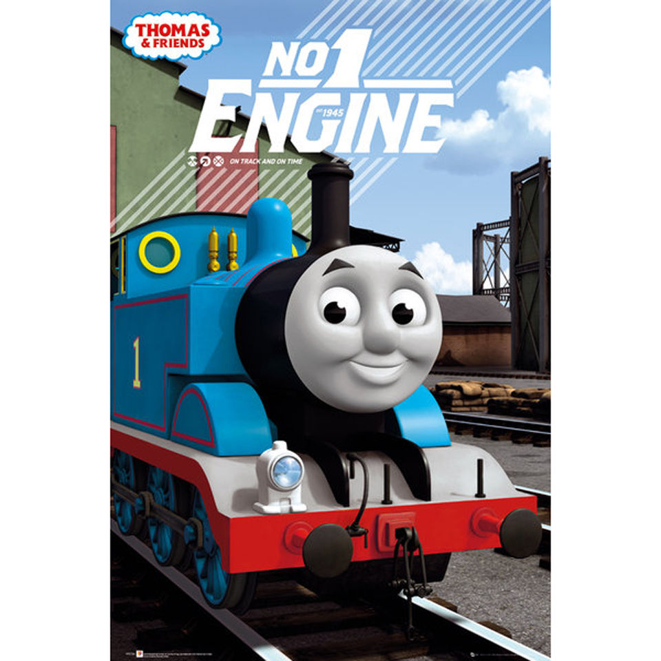 thomas-friends-1-engine-maxi-poster-61-x-915cm