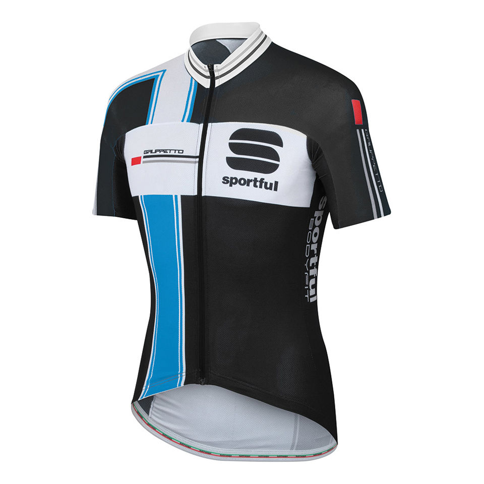 sportful-gruppetto-aero-jersey-black-blue-xl