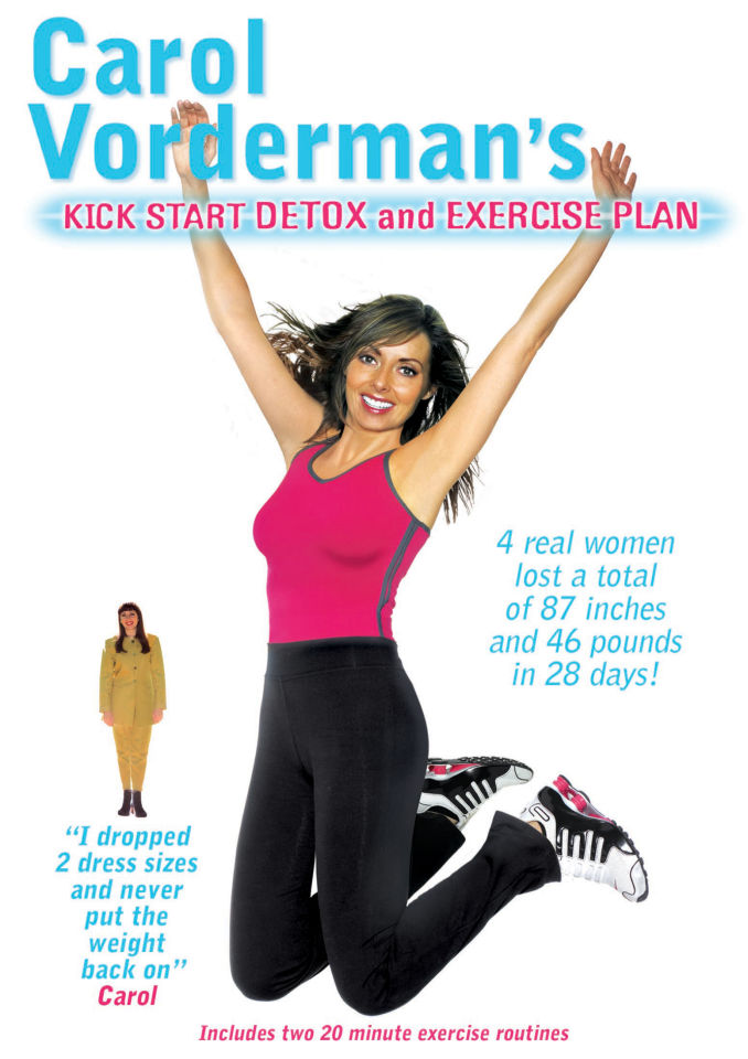 carol-vordermans-kick-start-detox-exercise-plan