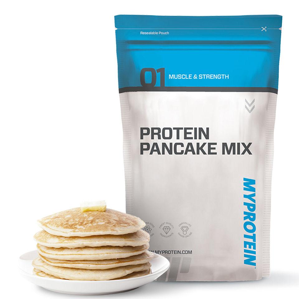 Protein pancakes mix
