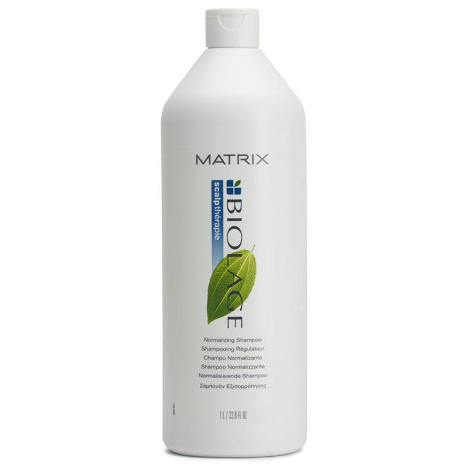 Matrix Biolage Scalp Normalizing Shampoo 1000ml With