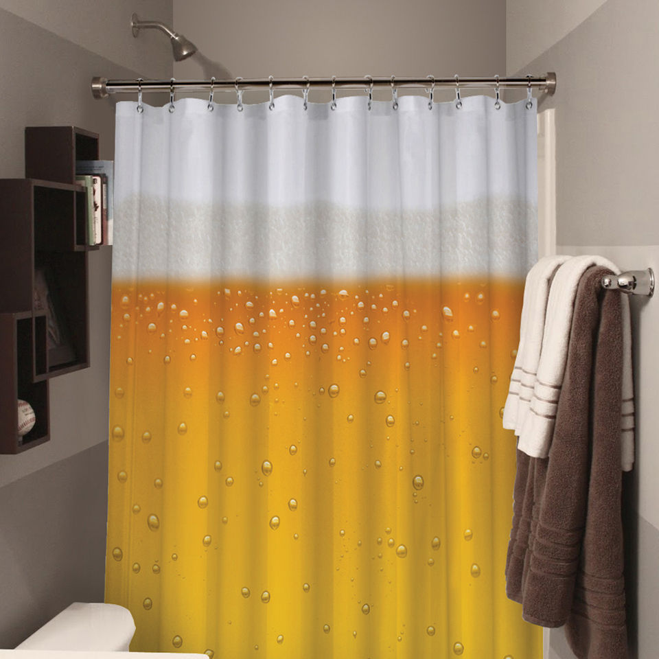 beer-o-clock-beer-shower-curtain