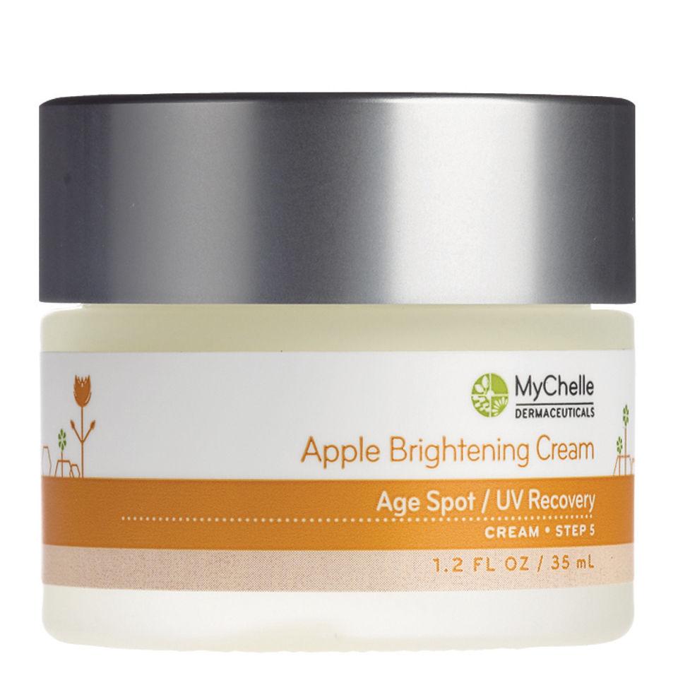 my-chelle-apple-brightening-cream
