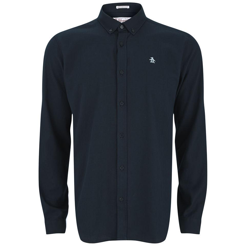 original-penguin-men-warmer-long-sleeve-button-down-flannel-shirt-dark-sapphire-l