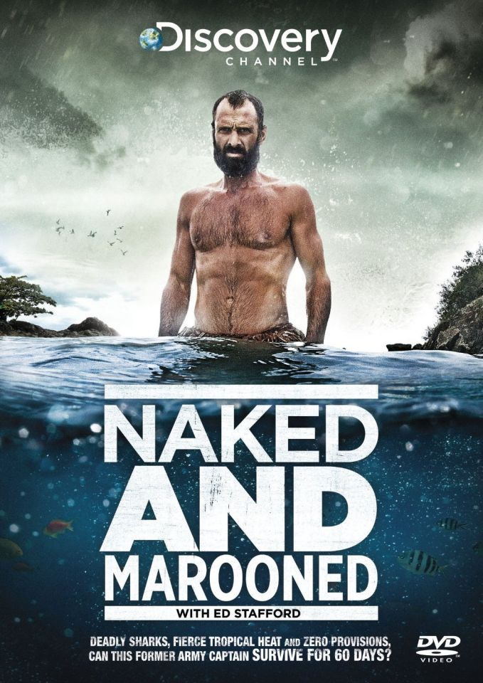 Naked and Marooned with Ed Stafford Online - Full Episodes