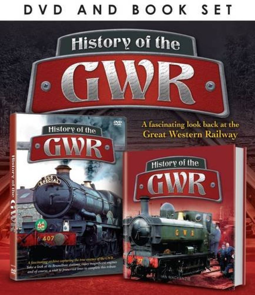history-of-the-gwr-includes-book
