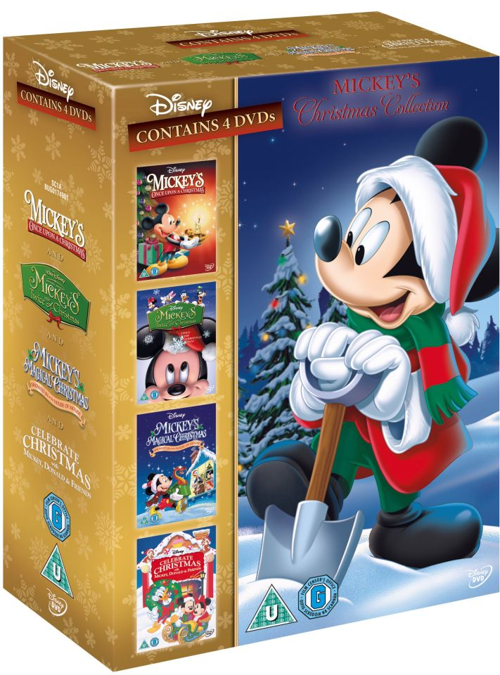 Mickeys once upon a christmas dvd youtube : What the bleep do we ...