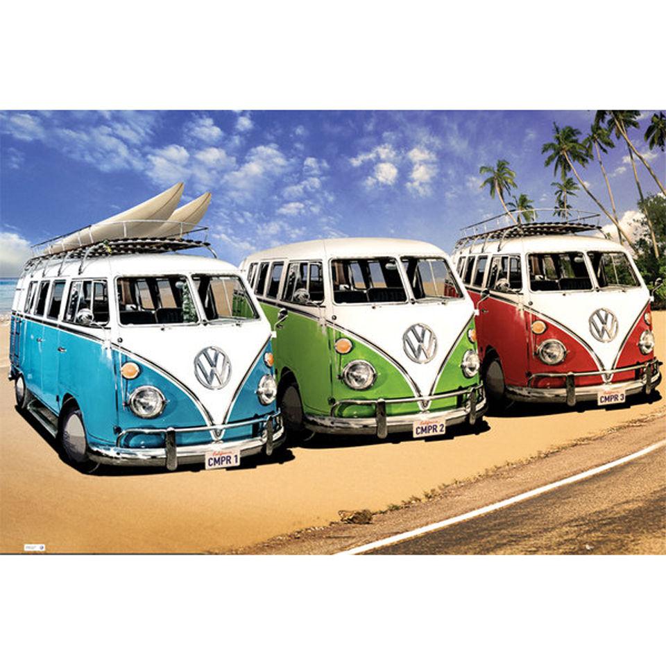 vw-californian-camper-campers-beach-maxi-poster-61-x-915cm