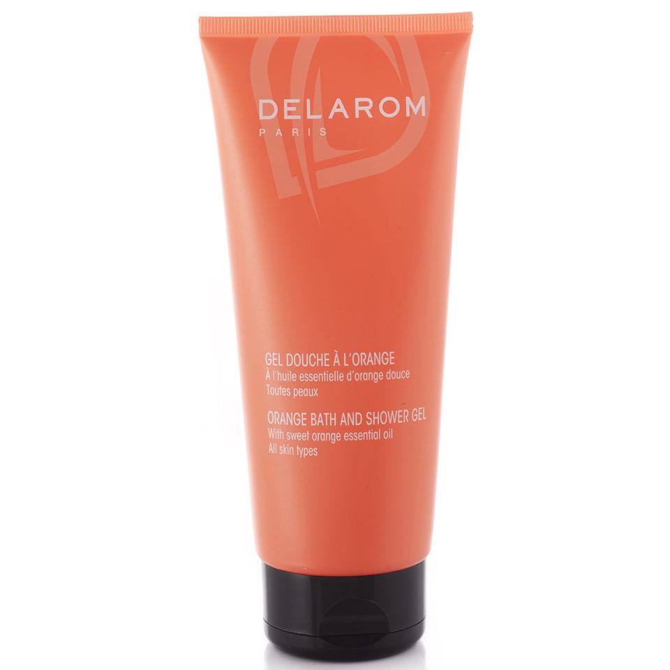 delarom-orange-bath-shower-gel-200ml