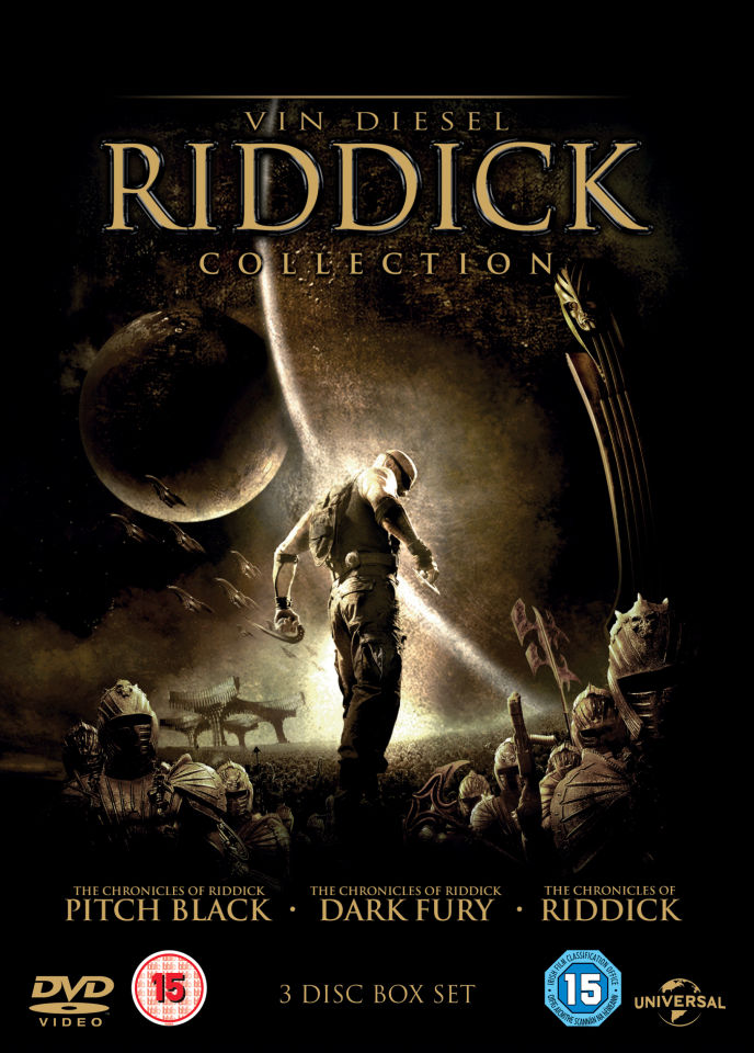 the-riddick-collection