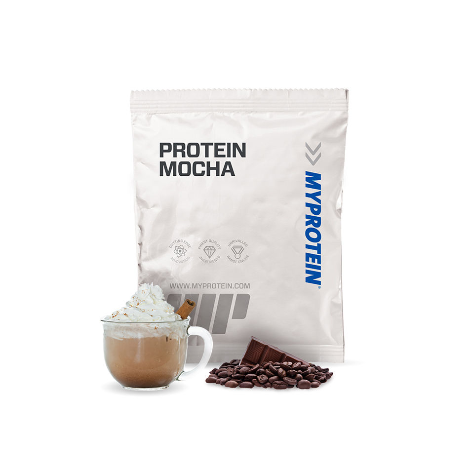 Protein Hot Mocha (sample), Mocha, 50g