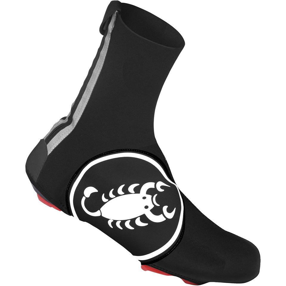 castelli-diluvio-shoecovers-black-lxl
