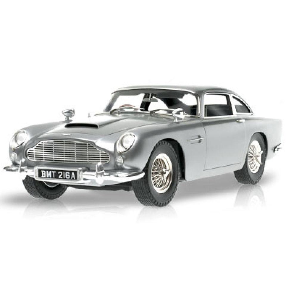 Aston Martin Db5: Hot Wheels James Bond Goldfinger Aston Martin DB5 1:18