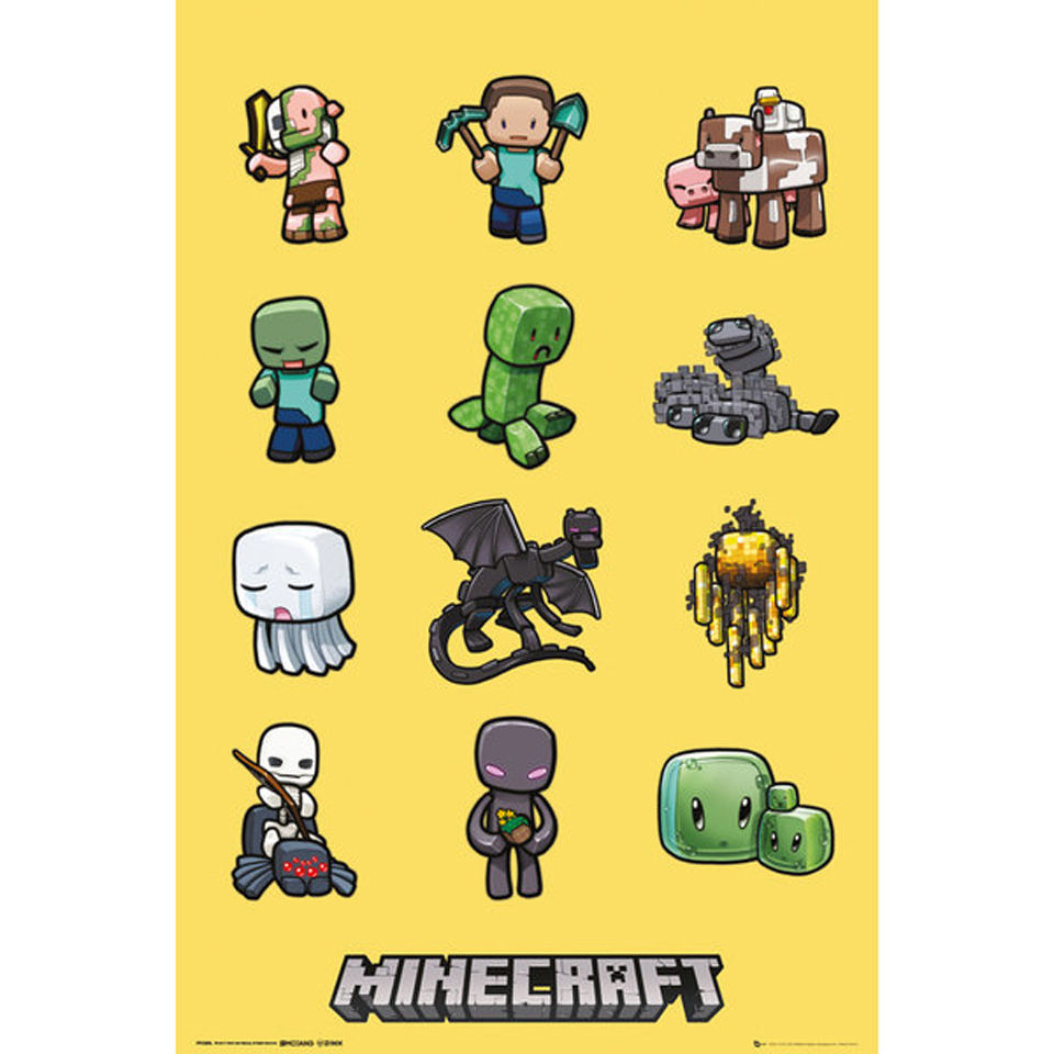 minecraft-characters-maxi-poster-61-x-915cm