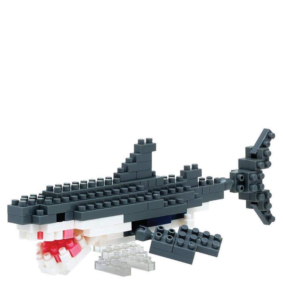 nanoblock-great-white-shark