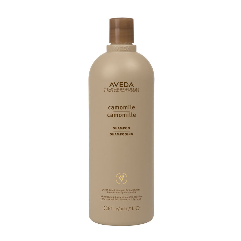 shampoing aveda pure plant camomile 1000ml - Coloration Vgtale Sans Henn