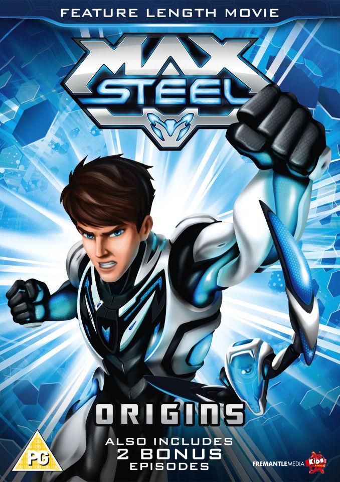 max-steel-origins