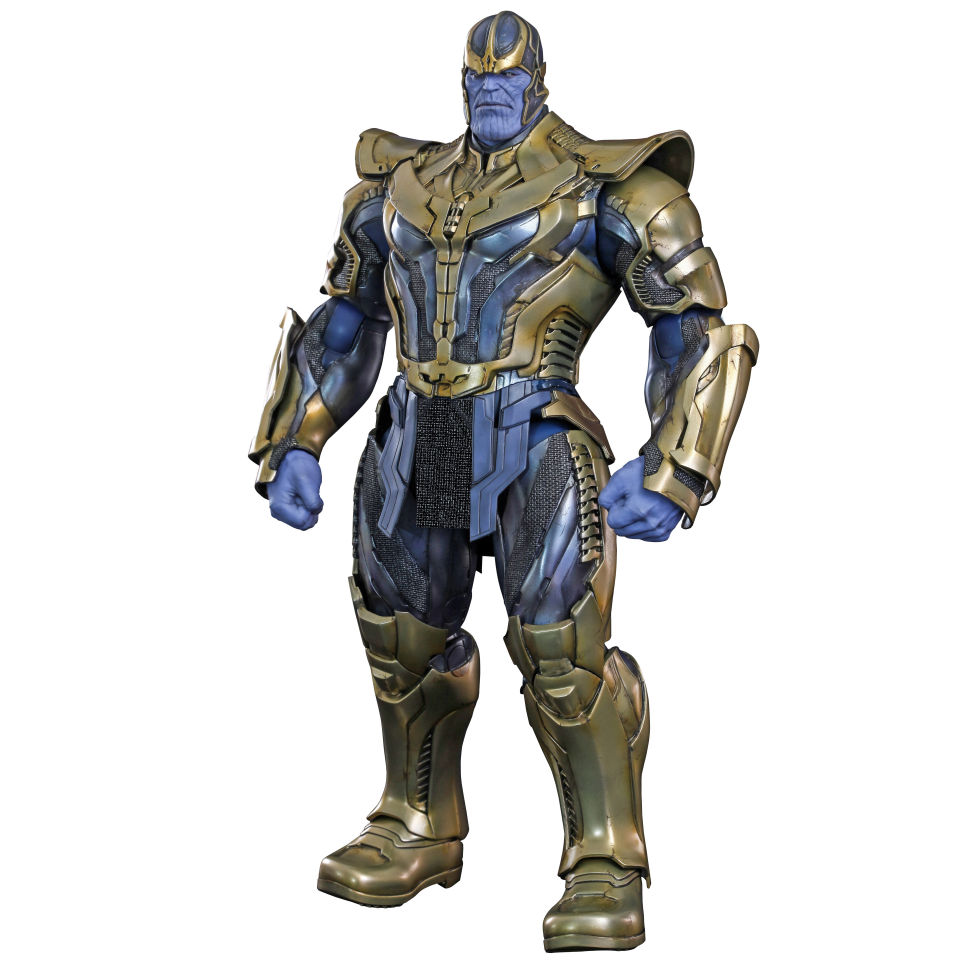 Hot Toys Marvel Guardians Of The Galaxy Thanos Movie