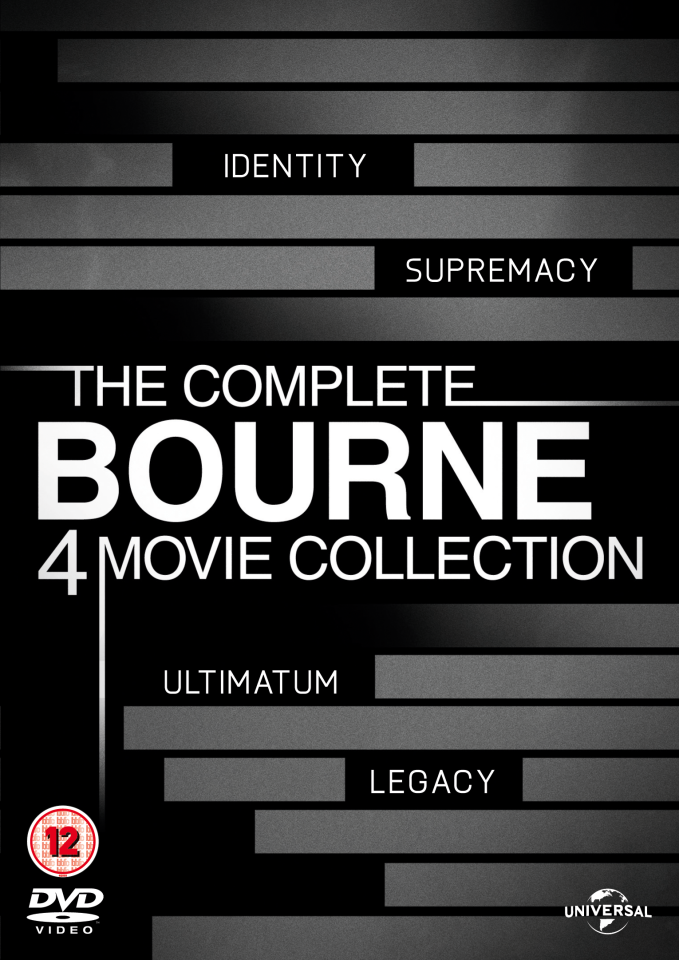 the-complete-bourne-movie-collection
