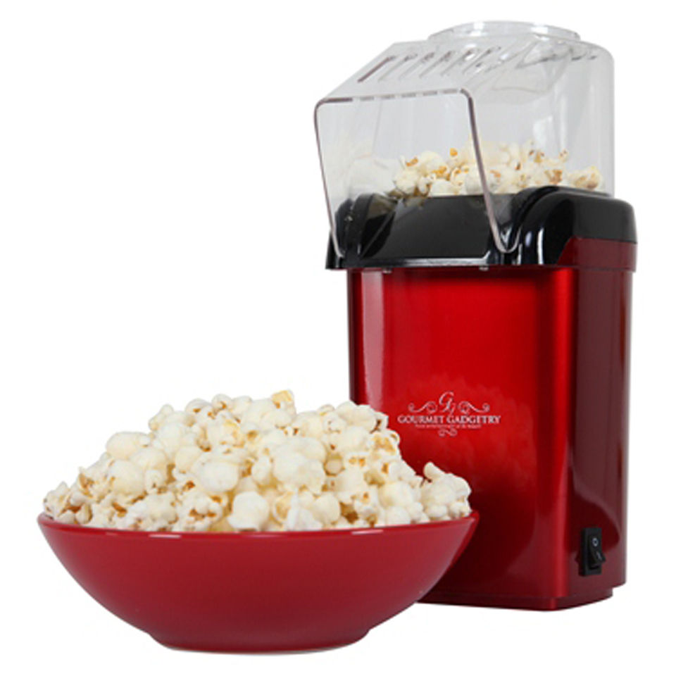 Gourmet Gadgetry Retro Diner Popcorn Maker | IWOOT