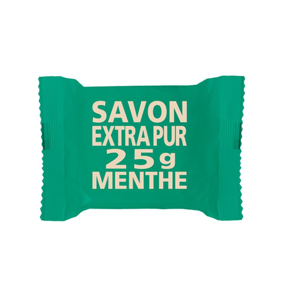 compagnie-de-provence-soap-mint-tea-25g