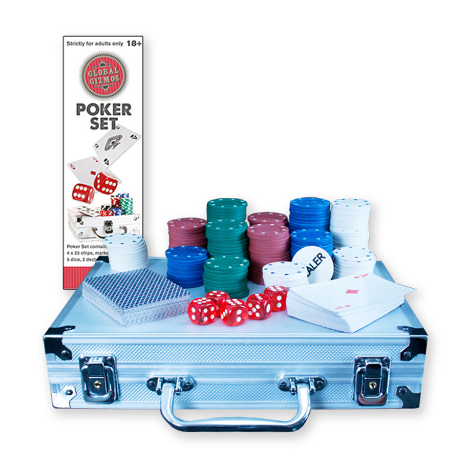 red tooth poker table