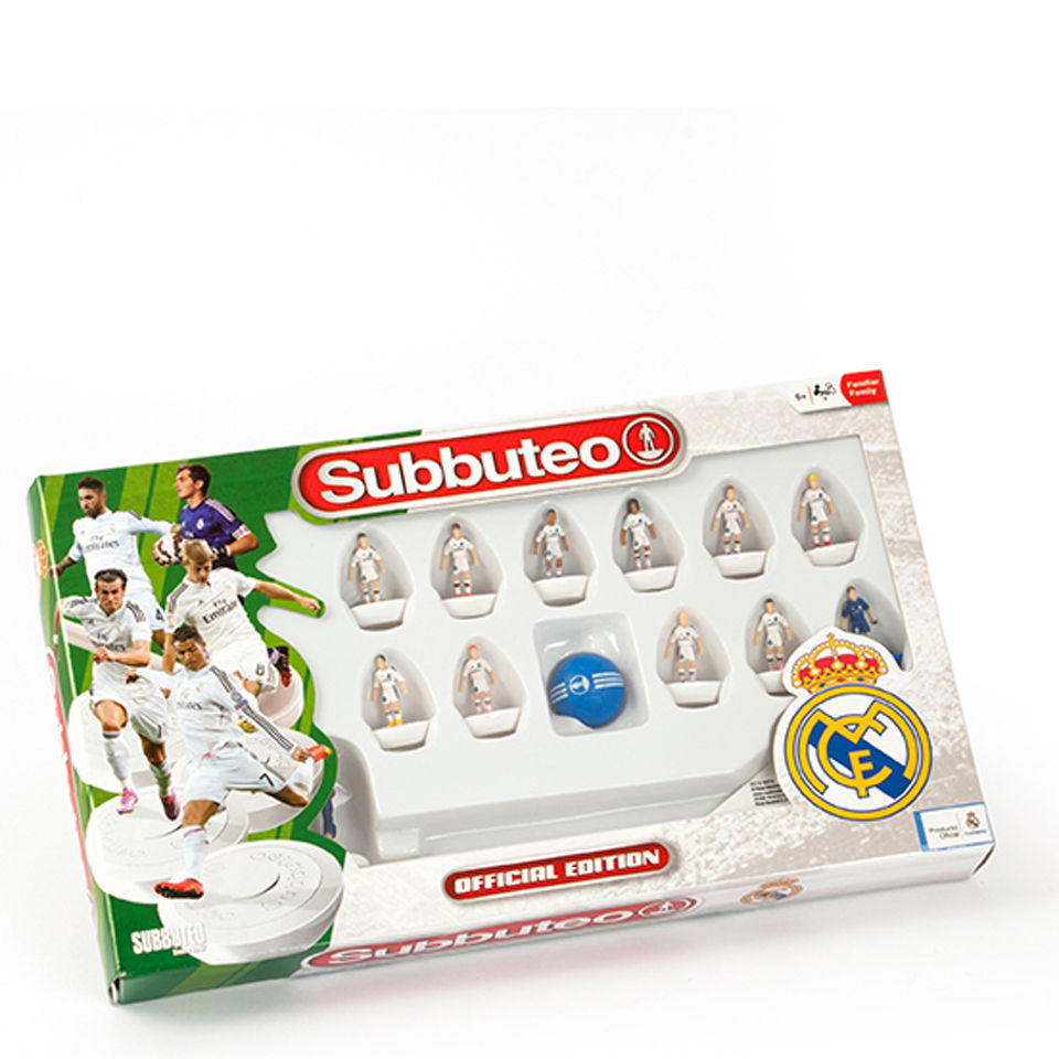 subbuteo-real-madrid-team-set