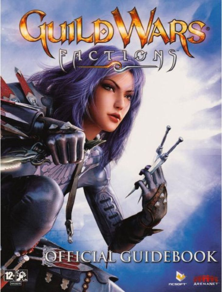 guild-wars-factions-official-guide-book