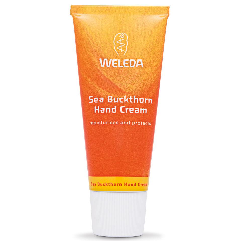 weleda sea buckthorn hand cream 50ml. Black Bedroom Furniture Sets. Home Design Ideas