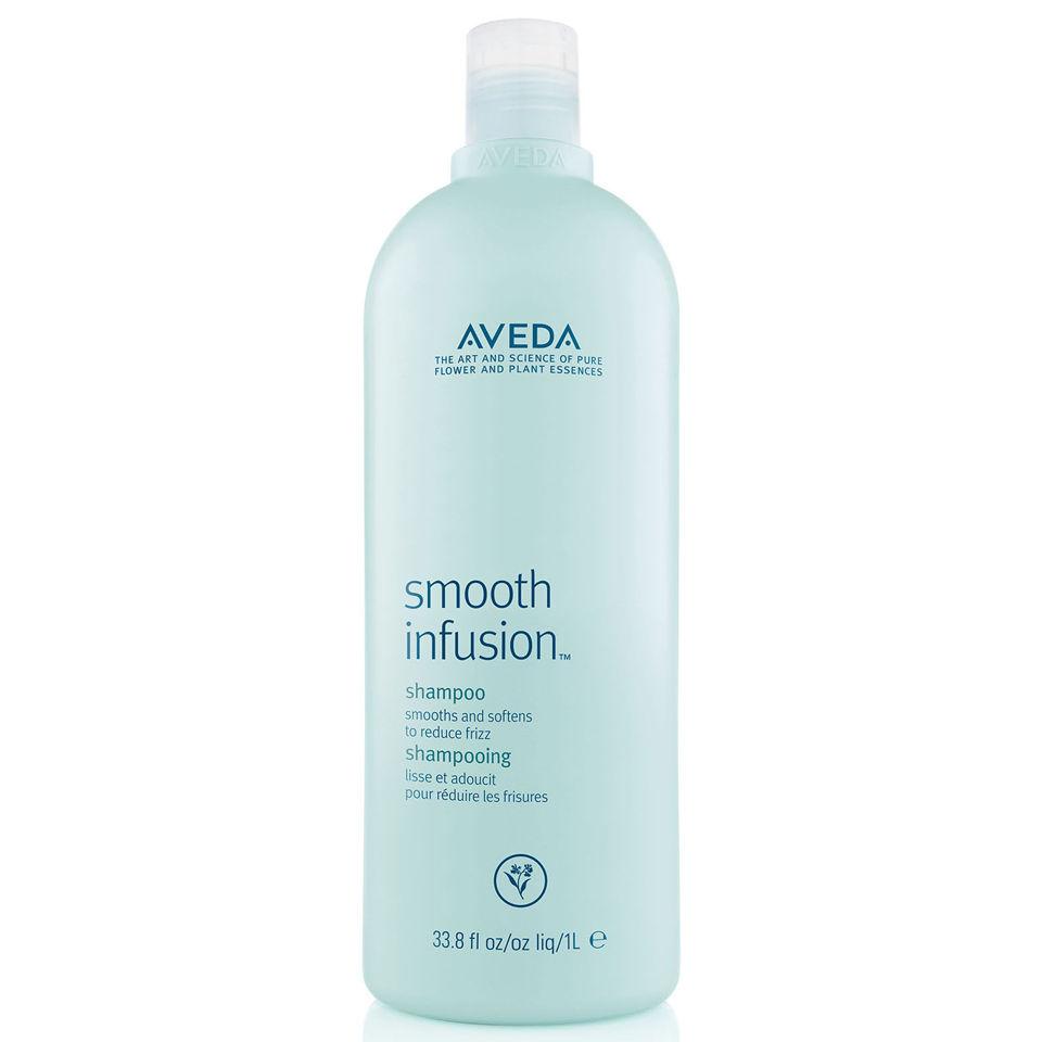 aveda-smooth-infusion-shampoo-1000ml-worth-7000