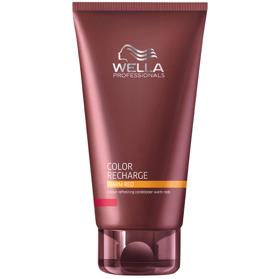 Wella Professionals Color Recharge Warm Red Color Refreshing Conditioner 200 ml