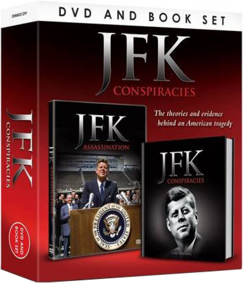 the-jfk-conspiracies-includes-book