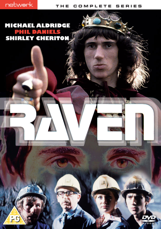 raven-the-complete-series